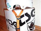 TSG Helmets - Evolution Solid Colors - Flat White