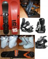 Predám komplet snowboard.vybavenie