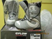 topánky na snowboard Flow